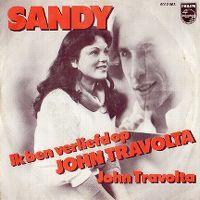 Cover Sandy [NL] - Ik ben verliefd op John Travolta